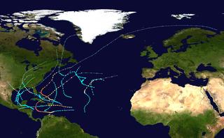 1932 Atlantic hurricane season hurricane season in the Atlantic Ocean