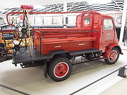 1948 Peugeot DMAH Camion 1948 provenance Service Incendie Bethancourt (Doubs) photo 1.JPG