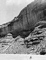 1953 Sierra Club Green River Canyon Trip. An unidentified Sierra Club member running Dinosaur National Monument's Yampa River (2544f1503072404ba1f7fd3507f0a38d).jpg