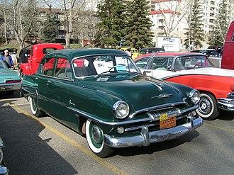 Plymouth Savoy - 1954 Plymouth Savoy four door sedan