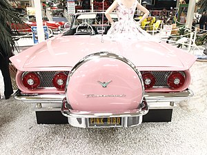 1958 Ford thunderbird Convertible pic4.JPG