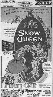 <i>The Snow Queen</i> (1957 film) 1957 film