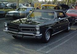 1965 Pontiac GTO kabrió