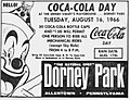 1966 - Dorney Park Ad - 26 Jul MC - Allentown PA.jpg
