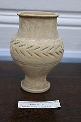 Gobelet en terre ocre (Musée de Die)