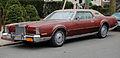 1973 Lincoln Mark IV front left.jpg