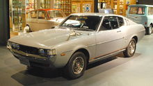 1973 Toyota Celica Liftback 2000 GT (RA25, Japan)