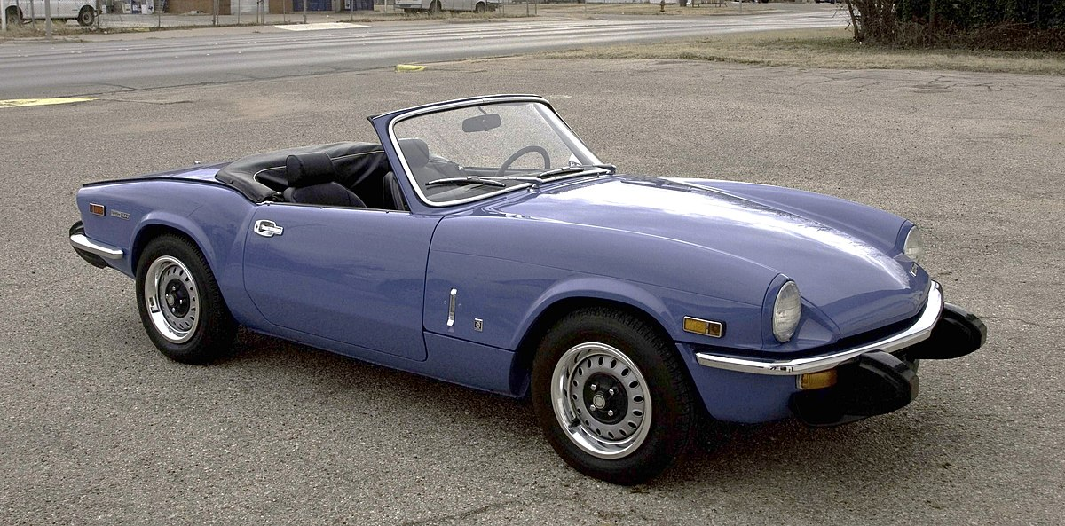 triumph spitfire wikipedia. Black Bedroom Furniture Sets. Home Design Ideas