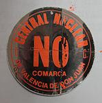 1975 no a la central nuclear en Valencia de Don Juan.JPG