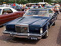 1976 Lincoln Continental Mark V, Dutch licence registration 32-YB-96 p1.JPG