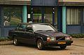 1984 Volvo 740 GLE Overdrive (15116407622).jpg