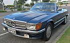 1986 Mercedes-Benz 500 SL Convertible (6874326665).jpg