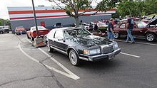 Lincoln Continental Mark Vii Wikipedia