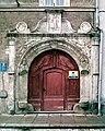 19890312011NR Dippoldiswalde Markt Portal Maltitzsches Bergamt.jpg
