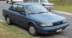1991 Toyota Camry DX sedan