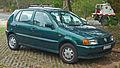 1997 Volkswagen Polo (6N) 5-door hatchback (2010-01-23).jpg