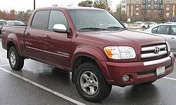 2004-2006 Toyota Tundra SR5 Double Cab