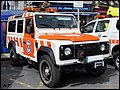 2001 Land Rover Defender 110 (4494683743).jpg