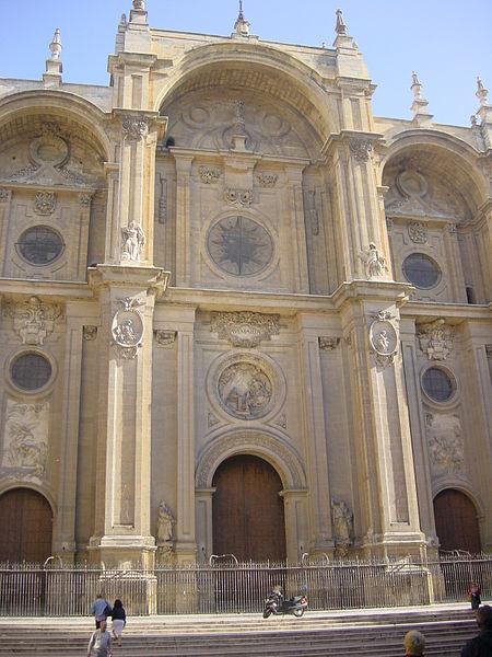 File:2002-10-26 11-15 Andalusien, Lissabon 084 Granada, Kathedrale.jpg