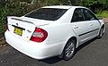 2003-2004 Toyota Camry (MCV36R) Altise Sport sedan 02.jpg