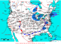 2006-05-14 Surface Weather Map NOAA.png