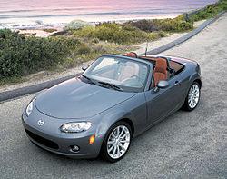 Mazda MX-5 (2005–2008)
