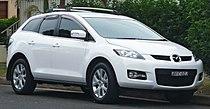 2006-2009 Mazda CX-7 (ER) Classic wagon (2010-06-17) 01.jpg