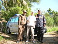 20061114Dongshi Taiwan Police Vehicle 021.jpg