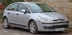 Citroën C4 - Wikipedia