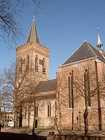 2007-02-03 11.14 Ede, kerk in het centrum foto1.JPG