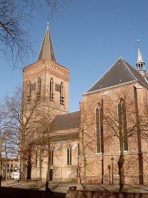 Ede, Netherlands - Ede, 'Oude Kerk'