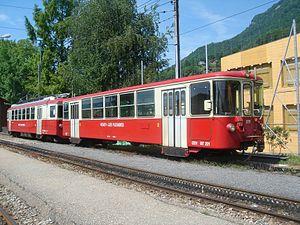 Motor coach (rail) - Image: 20070520S326 73 221