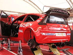 2007 Rally Finland preparations 03.JPG