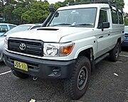 Toyota Land Cruiser - Wikipedia