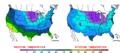 2010-01-03 Color Max-min Temperature Map NOAA.png