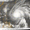 2010-10-16.2057.Typhoon Megi as a category 5 Super Typhoon.jpg