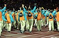 201000 - Opening Ceremony Australian team parades 9 - 3b - 2000 Sydney opening ceremony photo.jpg
