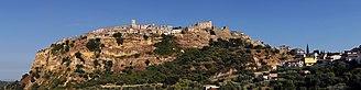Santa Severina - Panoramic image of Santa Severina.