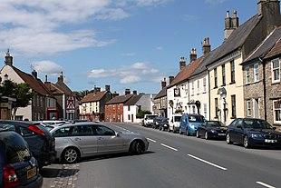 Wickwar High Street