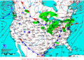 2012-02-24 Surface Weather Map NOAA.png
