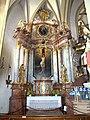 2012.04.28 - Ybbs an der Donau - Pfarrkirche hl. Laurentius - 08.jpg