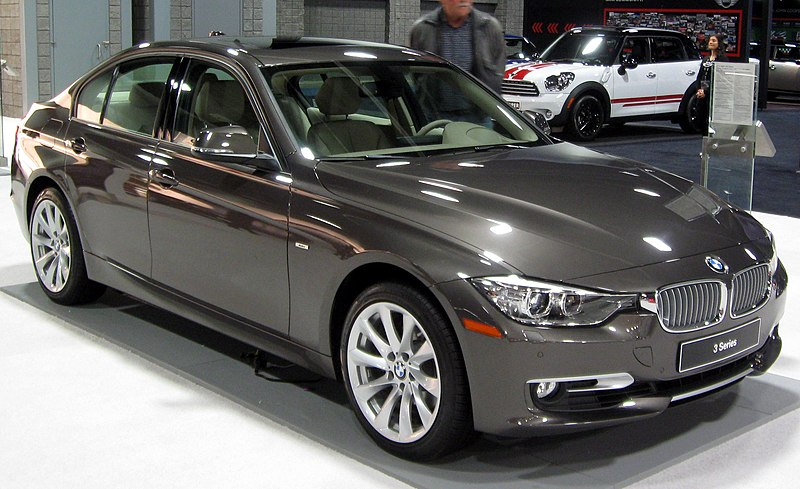 File:2012 BMW 328i sedan -- 2012 DC 1.JPG