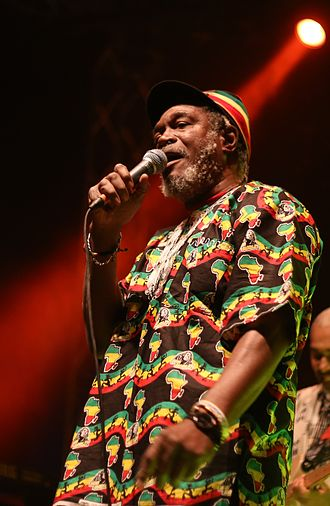 Horace Andy - Horace Andy performing in 2013