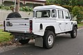 2013 Land Rover Defender (L316 MY13) 130 4-door utility (2015-11-11) 02.jpg