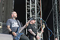 20140615-120-Nova Rock 2014-Hatebreed-Chris Beattie and Wayne Lozinak.JPG