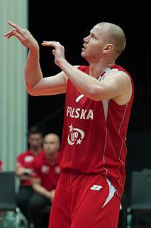 Damian Kulig Polish basketball player