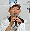 2014 시즌 우승팀 'KT 롤스터' 공동 인터뷰 (고인빈 선수).jpg