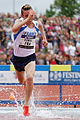2014 DécaNation - 3000 m steeplechase 03.jpg