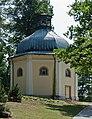 2014 Lądek-Zdrój, kaplica św. Jerzego 02.JPG
