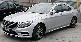 HICOM Automotive Manufacturers (Malaysia) - Image: 2014 Mercedes Benz S 350 Blue TEC (W 222) sedan (2016 01 04) 01